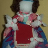 """Обрядовая кукла """"Птица- радость"""", мастер-класс"""