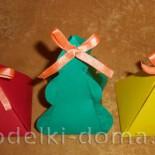 Простые упаковки для подарков