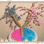 Волшебное дерево из бисера