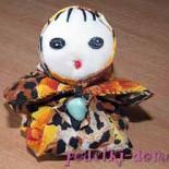 Японская тряпичная кукла